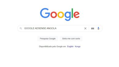GOOGLE ADSENSE ANGOLA