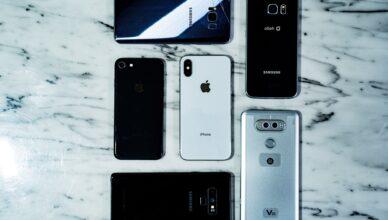 smartphone 5g mais baratos do mercado